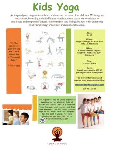 kids yoga fb
