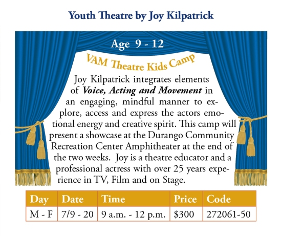 Joy's Youth Theater
